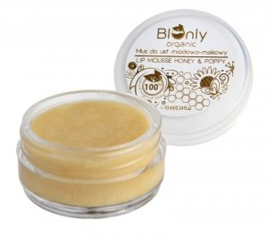 BIOnly Organic Mus do ust miodowo-makowy 10ml