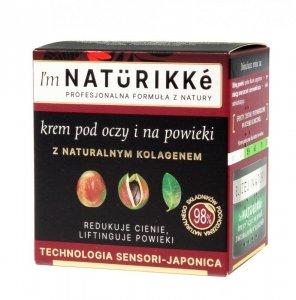 I'm Naturikke Krem pod oczy i na powieki z naturalnym kolagenem 15ml