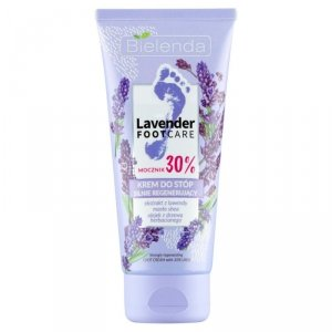 Bielenda Lavender Foot Care Krem do stóp silnie regenerujący - mocznik 30%  75ml