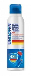 UNDOFEN*Aktywny Spray do stóp i obuwia 48h 150ml&