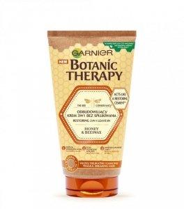 Garnier Botanic Therapy Miód & Wosk Pszczeli Krem do włosów 3w1 - bez spłukiwania  150ml