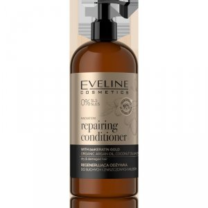 Eveline Organic Gold Regenerująca Odżywka do włosów suchych i zniszczonych  500ml
