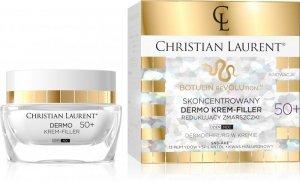 Christian Laurent Botulin Revolution 50+ Skoncentrowany Dermo Krem-Filler redukujący zmarszczki na dzień i noc  50ml