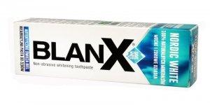 Blanx Nordic White Pasta do zębów wybielająca 75ml&