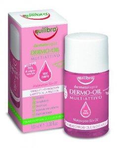 Equilibra Dermatologica Olejek do twarzy i ciała Multi Active  100ml