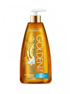 Bielenda Golden Oils Ultra Nawilżanie Olejek do kąpieli i pod prysznic  250ml