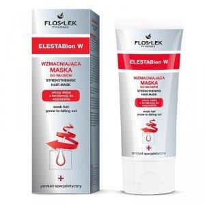 Floslek ELESTABion W - Maska wzmacniająca do włosów  200ml