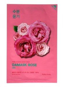 Holika Holika Pure Essence Mask Sheet-Damask Rose  1szt