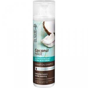 Dr.Sante Coconut Hair Szampon nawilżający do włosów suchych i łamliwych  250ml