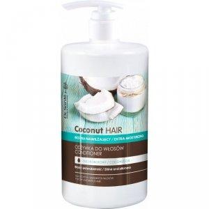 Dr.Sante Coconut Hair Odżywka nawilżająca do włosów suchych i łamliwych  1000ml