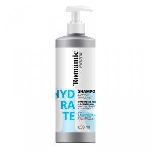 Romantic Professional Szampon do włosów Hydrate  850ml