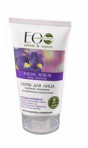 EOLaboratorie Facial Scrub głęboko oczyszczający do twarzy - cera tłusta i problemowa  150ml