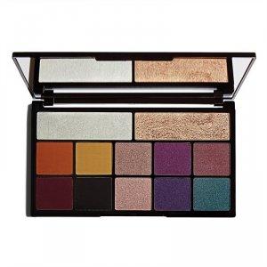 Makeup Revolution, Paleta cieni do powiek X Carmi Kiss Fire, 27 g