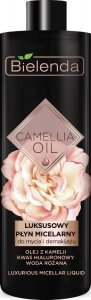 Bielenda Camellia Oil Luksusowy Płyn micelarny do mycia i demakijażu twarzy  500ml
