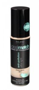 Ingrid Ideal Match Podkład dopasowujący się do skóry nr 401 Pearl Beige  30ml