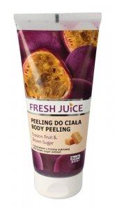 Fresh Juice Peeling do ciała Passion Fruit & Brown Sugar  200ml