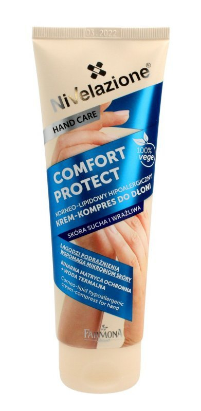 Farmona Nivelazione Hand Care Korneo-lipidowy Krem-kompres do dłoni Comfort Protect  100ml
