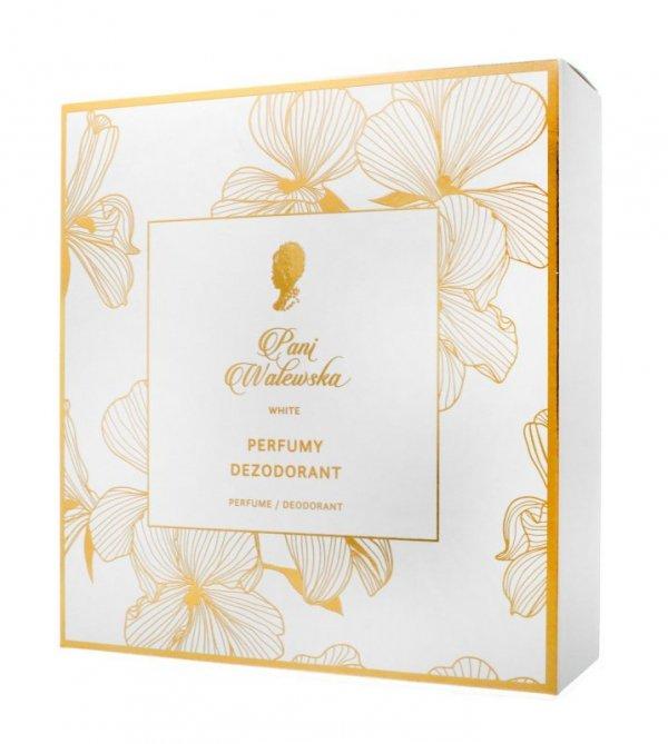 Pani Walewska Zestaw prezentowy White (perfumy 30ml+ deo spray 90ml)