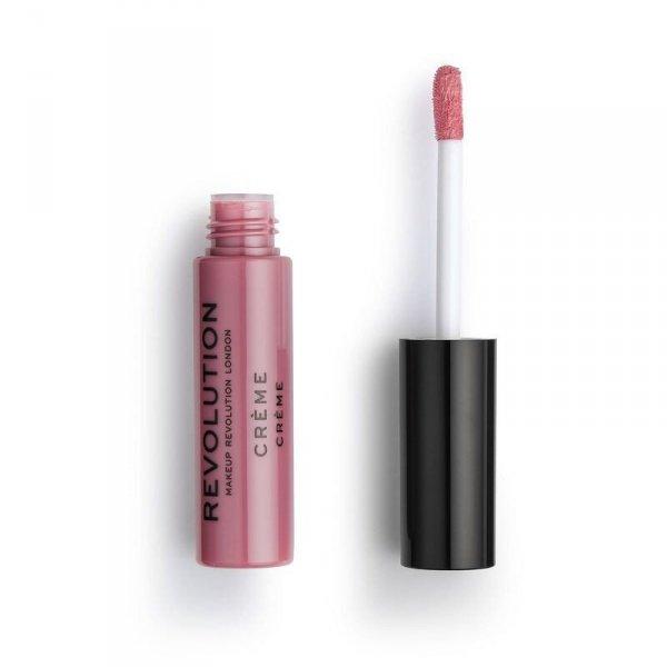 Makeup Revolution Violet 143 Pomadka do ust w płynie Creme  1szt