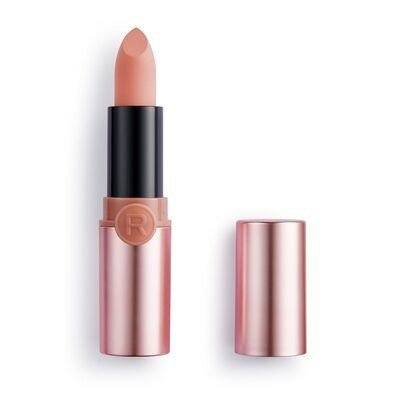 Makeup Revolution Powder Matte Lipstick Pomadka matowa do ust Naked  1szt