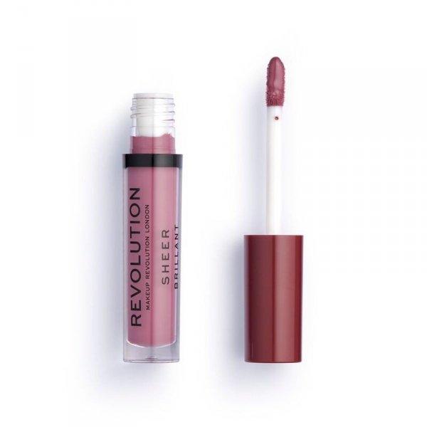 Makeup Revolution Bouquet 117 Pomadka do ust w płynie Sheer Brillant  1szt