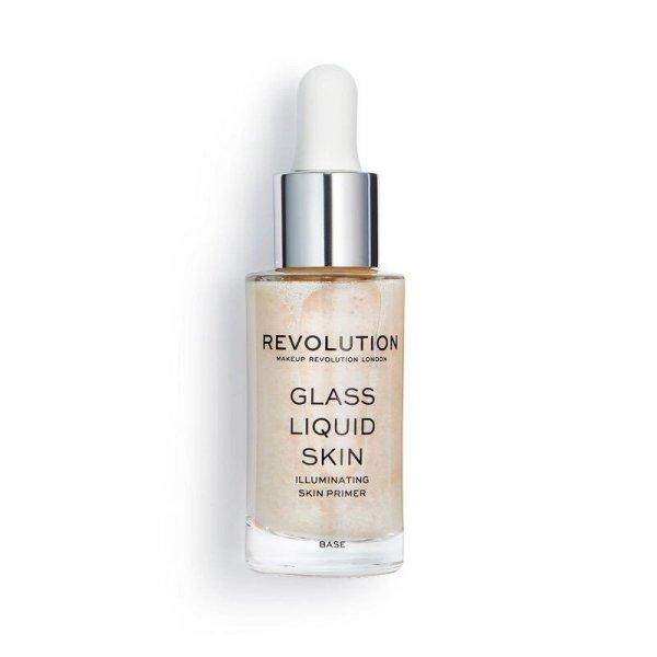 REVOLUTION Baza pod mak. Glass Liquid Skin Serum