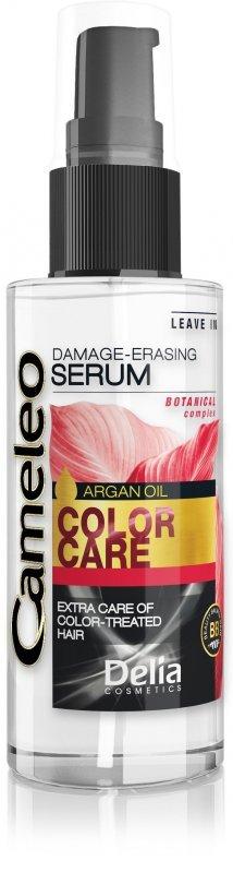 Delia Cosmetics Cameleo Serum naprawcze z olejem marula do włosów farbowanych 55ml