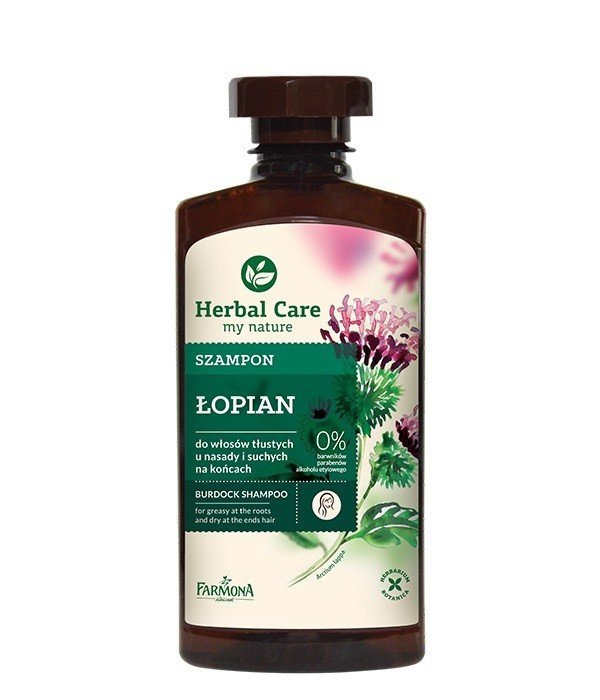 Farmona Herbal Care Szampon Łopian  330ml