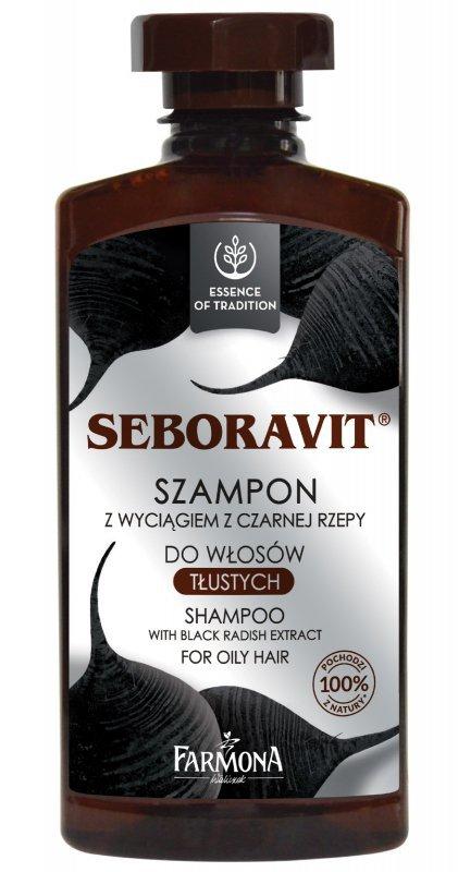 Farmona Seboravit Szampon do włosów tłustych 300ml