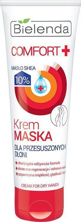 Bielenda Comfort + Krem-maska do przesuszonych dłoni  75ml