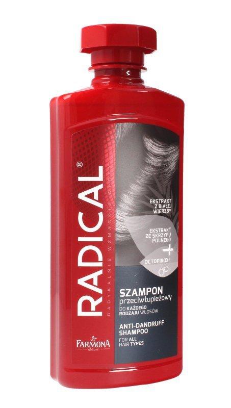 Farmona Radical Szampon przeciwłupieżowy do włosów każdego rodzaju  400ml