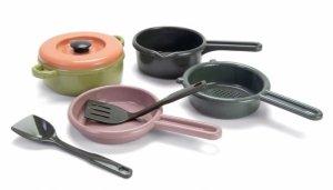 GREEN BEAN Zestaw do gotowania z recyklingu