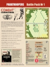 Combat Commander Battle Pack #1: Paratroopers, 3rd Printing