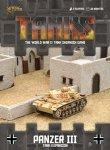 Tanks: Panzer III Exp.