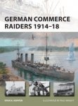 NEW VANGUARD 228 German Commerce Raiders 1914–18