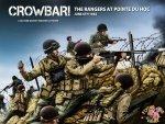 Crowbar: The Rangers at Pointe du Hoc, June 6th, 1944