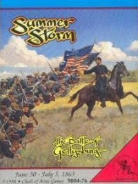 Summer Storm: the Battle of Gettysburg
