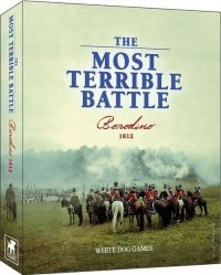 (USZKODZONY)The Most Terrible Battle: Borodino 1812