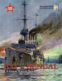 Great War at Sea: Bay of Bengal (second edition) Exp.
