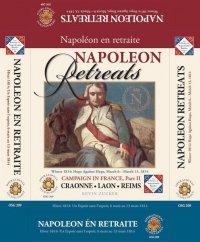 Napoleon Retreats France 1814