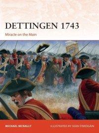 CAMPAIGN 352 Dettingen 1743