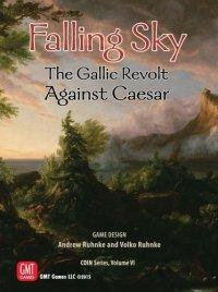 Falling Sky 2nd Printing