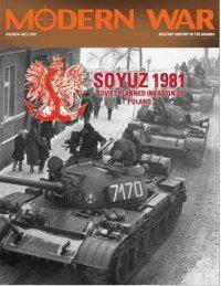 Modern War #38 Soyuz '81