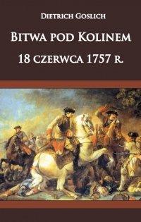 Bitwa pod Kolinem 18 czerwca 1757 roku