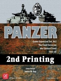 Panzer Expansion #2: The Final Forces on the Eastern Front, 2nd Printing