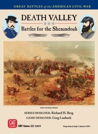 Death Valley: Battles for the Shenandoah (USZKODZONE PUDEŁKO)