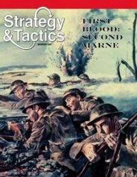 Strategy & Tactics #248 First Blood: Second Marne