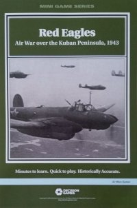 Mini Folio Red Eagles Air War over the Kuban Peninsula, 1943
