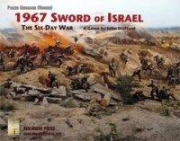 Panzer Grenadier (Modern): 1967: Sword of Israel