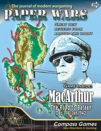 Paper Wars #90 MacArthur: The Road to Bataan (uszkodzony)
